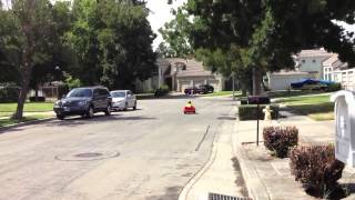 Awesome Dad Upgrades Kid's Powerwheels