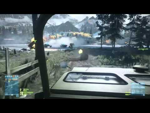Battlefield 3 Armored Kill - Gameplay Premiere Trailer -Gz6nmHLddQM