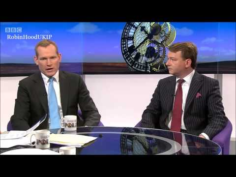 UKIP Tim Aker says the Government to blame for refugees in the Med