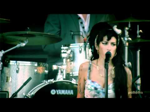Amy Winehouse (Full) Live At Oxegen Festival 2008