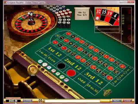 roulette system - I show you how to make $25 in 10 minutes using this simpe betting system.