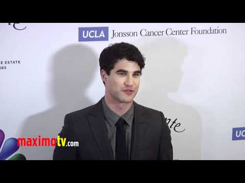 Darren Criss GLEE at JCCF &quot;Taste for a Cure&quot; 2012 Fundraiser Event