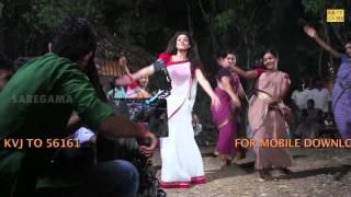 Making of Arere Pasi Manasa... song - Krishnam Vande Jagadgurum