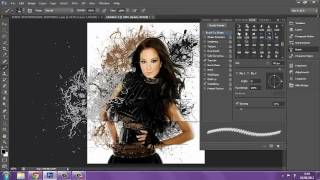 Photoshop cs6 Tutorial: Photo Manipulation