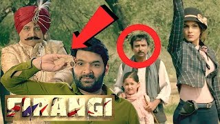 FIRANGI TRAILER BREAKDOWN Things You Missed Kapil Sharma Gillidand, Police Logo, Old Currency