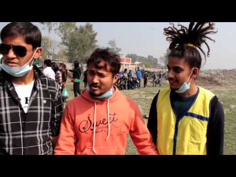 Bhadragol and meri bassai team in Bagmati sarsafai