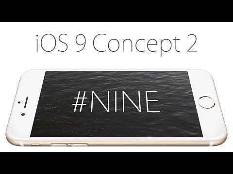 iOS 9 Concept 2
