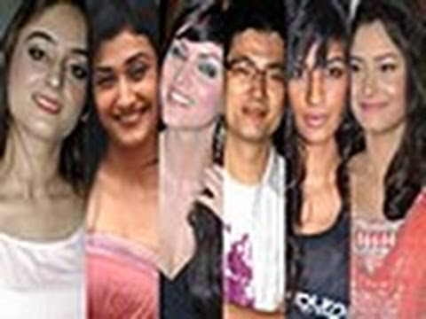 'Jhalak Dikhla Ja'  Season 4 contestants