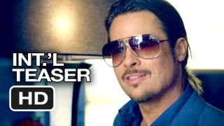 The Counselor Official International Teaser Trailer (2013) - Brad Pitt Movie HD