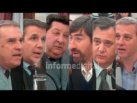 <b>Senadores.</b> Cruces por casos de corrupci�n y denuncias medi�ticas