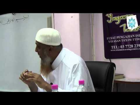 Ustaz Hakim Abdat - Ahli Bid'ah Sekarang Lebih Teruk Dari Ahli Bid'ah Dahulu...