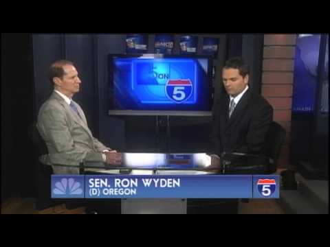 U.S. Sen. Ron Wyden (D) Oregon