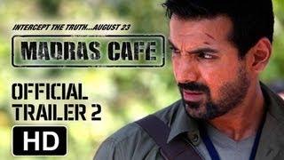 Madras Cafe Official Trailer 2 - HD | John Abraham | Nargis Fakhri