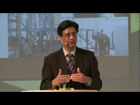 Technoport Talk: Combating poverty, Shrashtant Patara