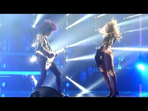 Beyonce - Freakum Dress (Revel A.C. 5-27-12)