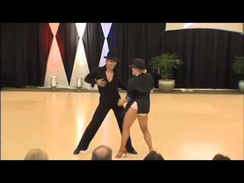 Hustle at Swing Dance America 09