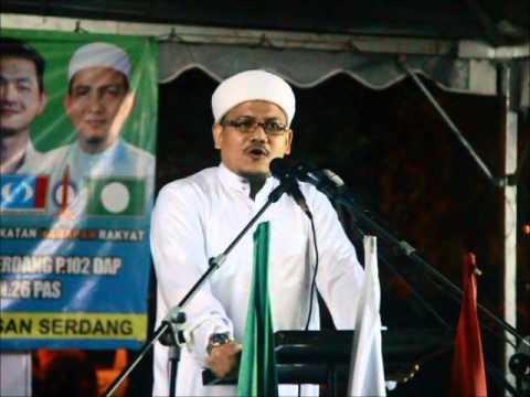 Ustaz Nazmi Karim: Ceramah Pakatan Harapan Rakyat (PAS Kawasan Serdang)