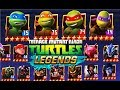 Черепашки ниндзя ЛегендыTMNT Legends   #1 Мульт игра для детей  #Мобильные игры