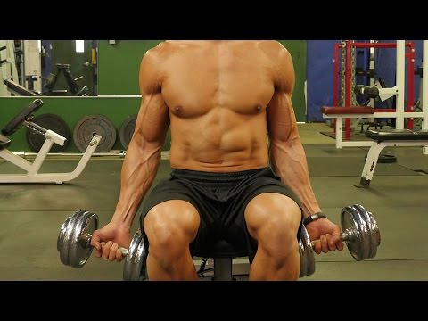 Unique Bicep Building Workout!!!