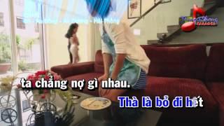 Bạc Trắng Tình Đời  Remix karaoke ( only beat )