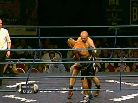 Boxing - Lukas Konecny vs Luiz Augusto Dos Santos