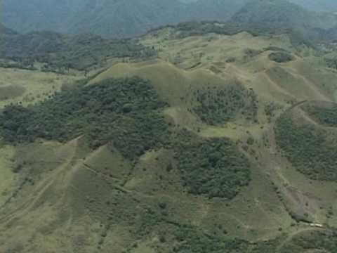 Deforestación - Los Tuxtlas, Veracruz