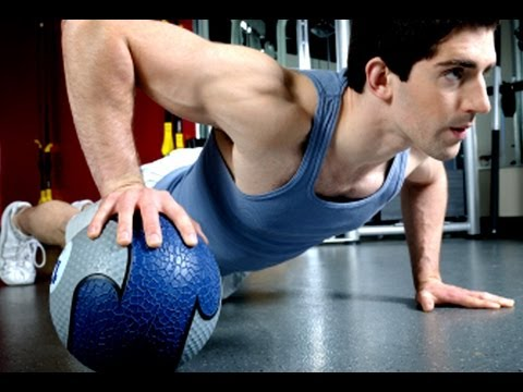 Advanced Push-Up Technique : Build a Big Chest Fast with No Equipment