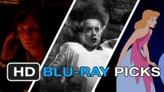 New Blu-Ray Picks - Red Lights, Universal Monsters, Cinderella - October 2, 2012 HD