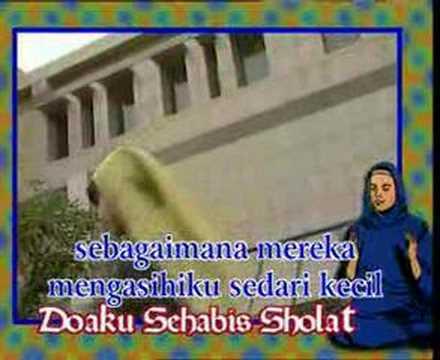 Doa Aku Sehabis Sholat