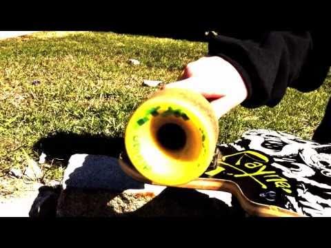 Longboard Trick Tip: Toe Side Pendulum Slide (Pendy)