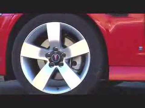 Pontiac Reinvents Itself:  2008 Pontiac G8 GT by Inside Line