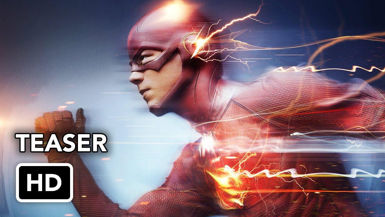 The Flash Season 2 Teaser (HD) Thumbnail