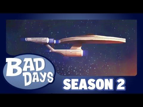 Star Trek - Bad Days - Season 2 - Ep4
