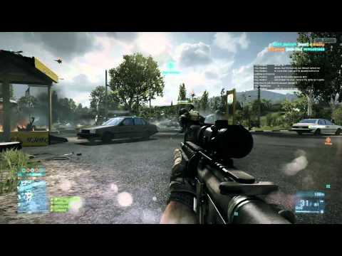 â–º Battlefield 3 Beta - Caspian Border - Part 1 (vehicles, jets, joy)