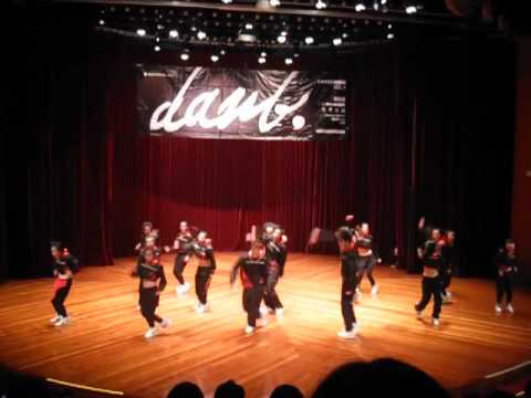 [Live] ZEAL DS - Dancer are not Backstage 2011 (University of Macau)