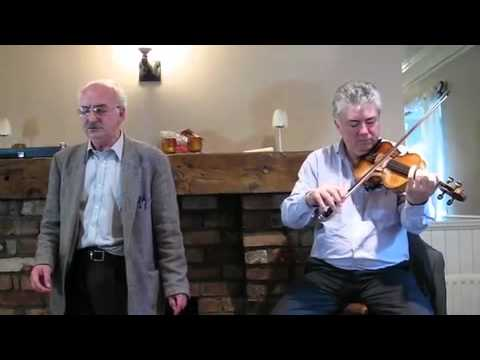 Cathal McConnell Book Launch William Kennedy Piping Festival 2011