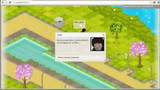 DoYazan project (HTML5 MMORPG) : implementation of NPCs system in progress ... :)