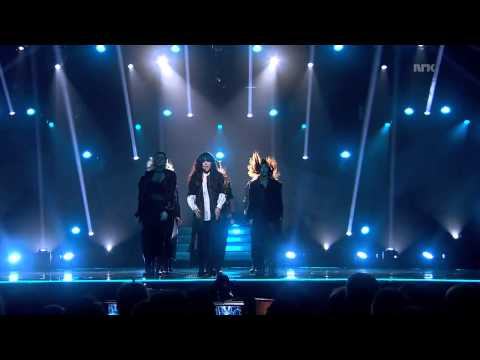 Loreen ~ My Heart Is Refusing Me (Live Sweden, Melodi Grand Prix 2013) [HD]