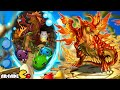 Angry Birds Epic: Angry Birds Vs RED BOSS Dragon Puzzle & Dragon Crossover Day 3