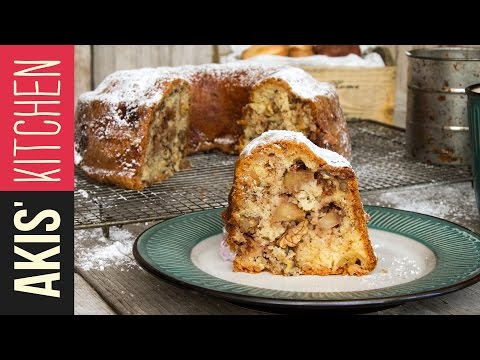 Apple Cake | Akis Kitchen