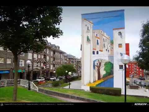 VIDEOCLIP Traseu MTB El Camino de Santiago del Norte - 2: Laredo - Colindres - Guemes - Somo - Santander