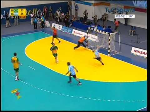 Final Juegos Panamericanos Handball | Argentina - Brasil (medalla dorada)