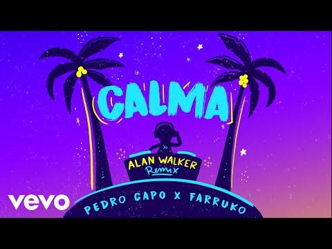 Pedro Capó, Alan Walker, Farruko – Calma Alan Walker Remix –