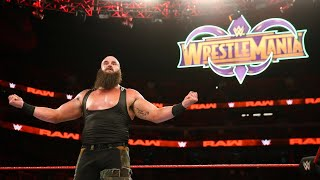 Ups And Downs From Last Night\'s WWE Raw (Mar 12)