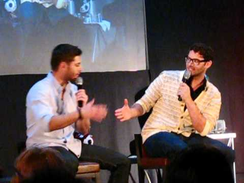 Jus In Bello Convention Rome 2012 - Jensen Sunday panel opening