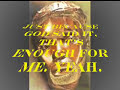 Lashun Pace - Just Because God Said It