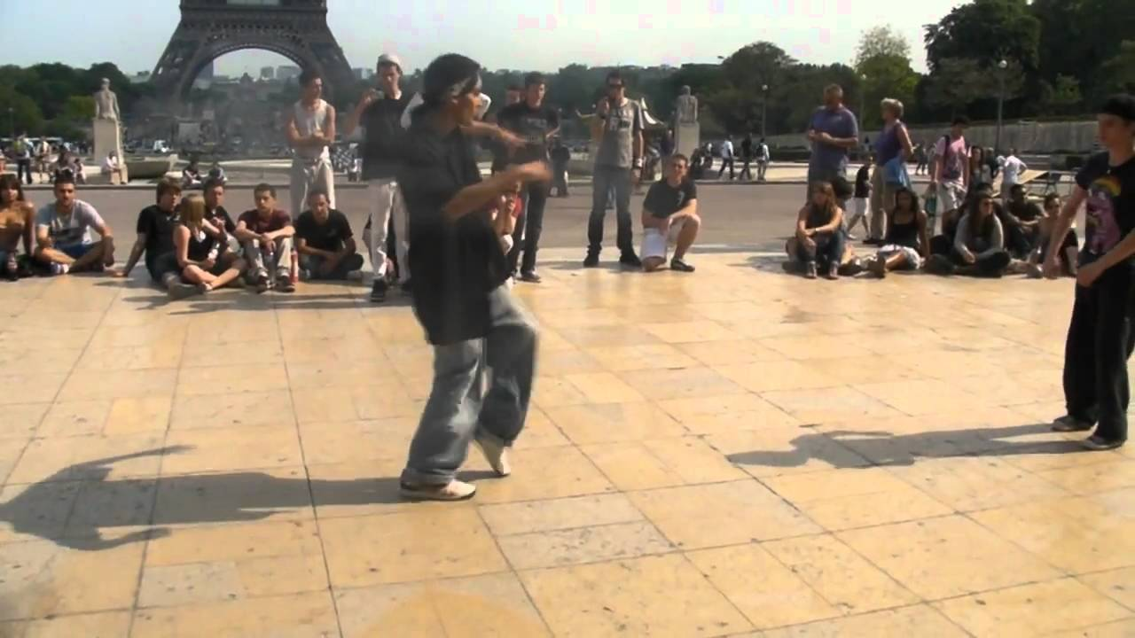 TOURNAMENT 1 VS 1 C-WALK FINAL | Kaweed VS Spiady | Big Way 2011 in Paris