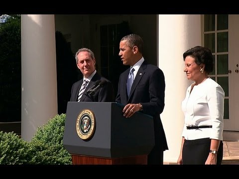 President Obama Makes a Personnel Announcement  (white house)  5/2/13