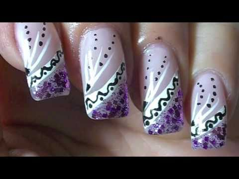 Nail Art Design - Tutorial
