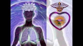 Healing Meditation - focus on LUNGS with Jasmuheen